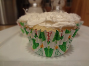 4 - Cupcakes for my class party!