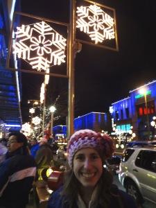 Snowflake Lane!