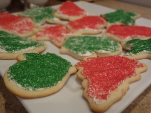 It wouldn't be Christmas without cookies!