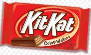 Kit Kat to the rescue!