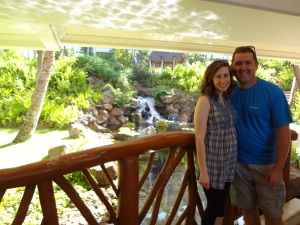 Exploring the Grand Wailea