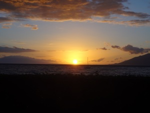Maui sunsets never get old!