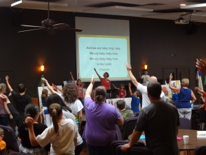 Family VBA Worship!