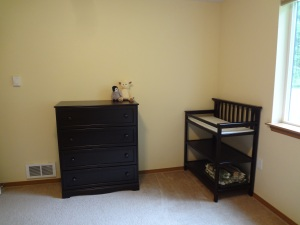 Dresser and Changing Table