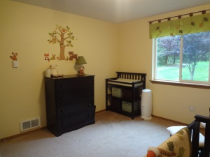 Dresser & Changing Table