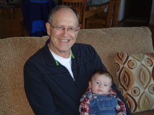 Grandpa and Farmer Owen