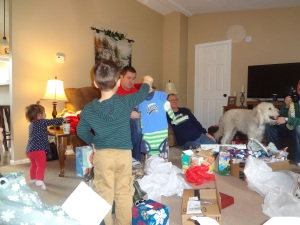 The General Christmas Chaos!