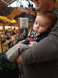 Cabelas is fascinating!