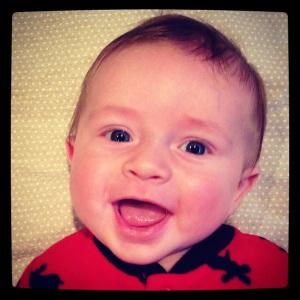 Three months old!