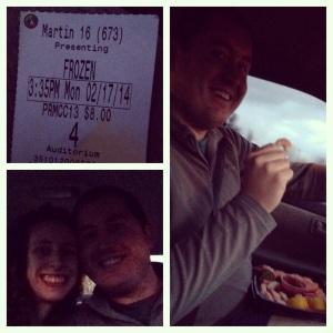 Movie Date!
