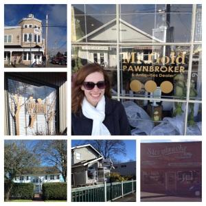 Visiting Storybrooke