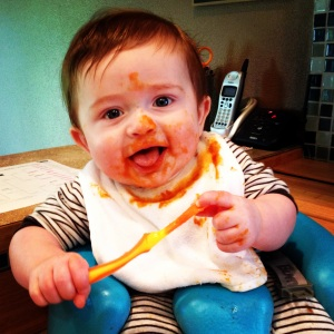 Carrot face!