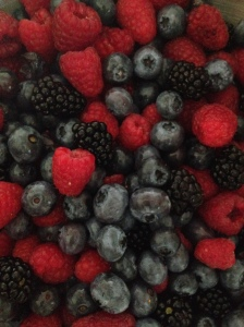 I love berry season!