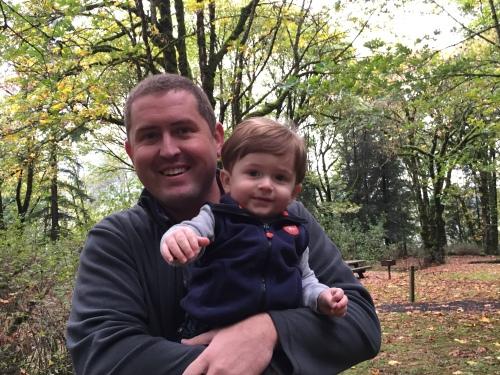 Daddy & Owen