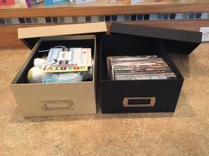 Boxes full of memories!