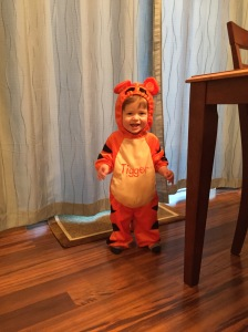 Cutest Tigger Ever!