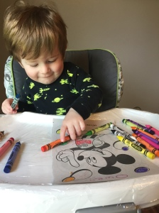 Coloring Time