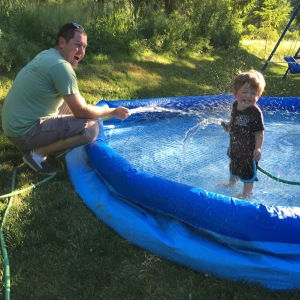 Water time!